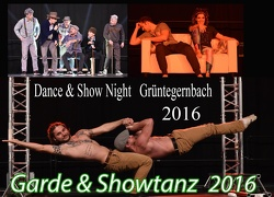 Dance und Show Night 2016