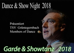 Dance Show Night 2018